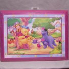 Pooh Wall Picture – Pooh Crowned King - New In Shrink Wrap