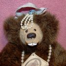 Kimbearly's Original Teddy Bear Chicklett Collectible