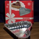 German Heart-Shaped Mould - Kaiser - Made in Germany