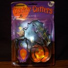 4 Pc. Halloween Cookie Cutter Set NIP Sealed