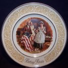 BETSY ROSS AVON PLATE 1973 ENOCH WEDGEWOOD ENGLAND
