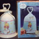 2004 Precious Moments ~ Loving - Caring - Sharing Porcelain Bell