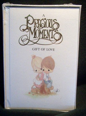 A PRECIOUS MOMENTS GIFT OF LOVE - NEW - HARDCOVER BOOK IN-GIFT BOX