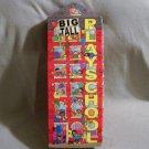 Big Tall Playschool Tower; 50 mini books, 10 mini puzzles LIKE NEW
