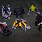 LEGO BIONICLE Action Figures 6 lot McDonalds Happy Meal