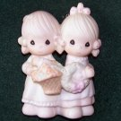 "1988-SAMUEL J. BUTCHER PRECIOUS MOMENTS ""To My Forever Friend"" ORNAMENT (113956)"