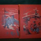 1949 Child-Craft Volumes 4 & 5 Animals & Life in Many Lands