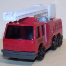 "Vintage 1992 TONKA FIRE TRUCK 4"" LONG #5 – DIECAST METAL W/PLASTIC PARTS"