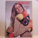 Vintage 1971 Learn To Crochet - Coats & Clark Book 210