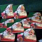 Vintage Coca Cola Santa Claus Coasters Coke – Set of 10