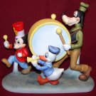 Disney Character Parade – Mickey, Donald and Goofy Figurine