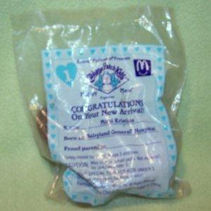 1994 Cabbage Patch Kids McDonalds Happy Meal Toy Mimi Kristina #1