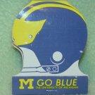 Vintage University of Michigan Football 1975 Matchbook U of M Schedule