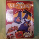 B is for Bears - Cranston Cut-Outs - No-Sew Fabric Appliques- NEW