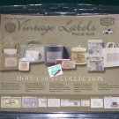Melissa Frances Vintage Labels – Hope Chest Collection – Peel & Stick NEW