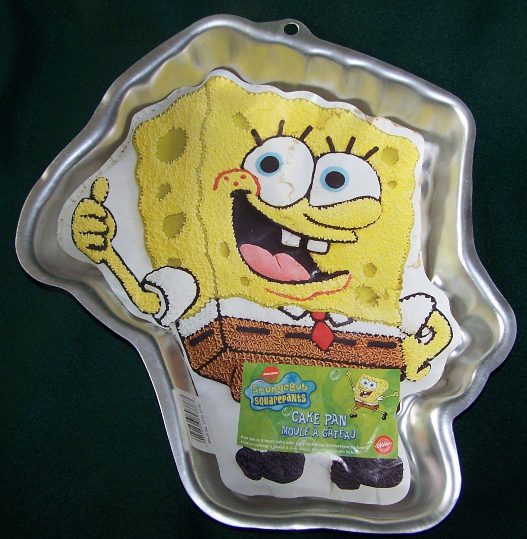 Wilton Spongebob Quot Thumbs Up Quot Cake Pan 2105 5130 Sponge