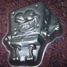 "Wilton SpongeBob ""Thumbs Up"" Cake Pan #2105-5130 Sponge Bob - 2002 Retired"