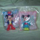 McDonalds Mickey & Friends Epcot Center Adventure Mouse USA Figure Happy Meal Toy Disney World NIP