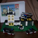 LEGO Police Headquarters Vintage Set 1976 – Motorcycle, Car, Van, Helicopter & Base Plate