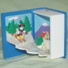 Hallmark Keepsake Ornament: The Great Ski Challenge, Mickey Mouse & Donald Duck 2002
