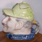 Coffee / Tea Pot - Java Joe's Cafe St. Ignace, Michigan
