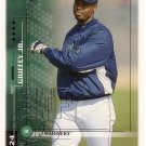 KEN GRIFFEY JR. 1999 UPPER DECK MVP #218 SEATTLE MARINERS