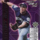 JEROMY BURNITZ 2000 MLB SHOWDOWN FIRST EDITION FOIL #235 MILWAUKEE BREWERS