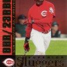 KEN GRIFFEY JR. 2003 SUPERIOR SLUGGERS #S4 CINCINNATI REDS