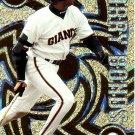 BARRY BONDS 1998 REVOLUTION #127 SAN FRANCISCO GIANTS