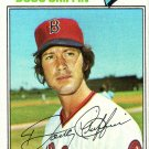 DOUG GRIFFIN 1977 TOPPS #191 BOSTON RED SOX