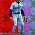 ALEX RODRIGUEZ 1998 PINNACLE ALL-STAR EPIX MOMENT #E13 ORANGE SEATTLE MARINERS