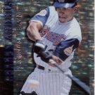 GARRET ANDERSON 1998 SCORE ANGELS PLATINUM TEAM #15 ANAHEIM ANGELS