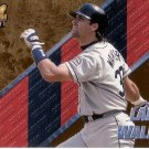 LARRY WALKER 1998 AURORA PENNANT FEVER #33 COPPER COLORADO ROCKIES