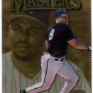 ALBERT BELLE 1997 FINEST EMBOSSED GOLD #347 DIE-CUT CHICAGO WHITE SOX
