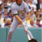 MARK McGWIRE 1994 ULTRA #111 OAKLAND ATHLETICS