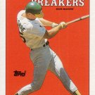 MARK McGWIRE 1988 TOPPS #3 OAKLAND ATHLETICS
