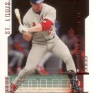 MARK McGWIRE 2000 MVP #220 ST. LOUIS CARDINALS