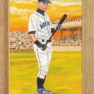 ICHIRO 2007 TOPPS TURKEY RED #15 SEATTLE MARINERS