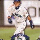 ICHIRO 2002 DONRUSS #225 SEATTLE MARINERS