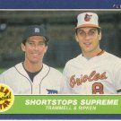 CAL RIPKEN JR. 1986 FLEER #633 BALTIMORE ORIOLES