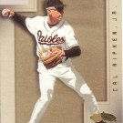 CAL RIPKEN JR. 2001 SHOWCASE #93 BALTIMORE ORIOLES
