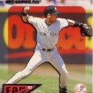 DEREK JETER 1997 DONRUSS #165 NEW YORK YANKEES