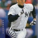 DEREK JETER 1997 DONRUSS YANKEES TEAM SET #123 NEW YORK YANKEES