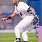 DEREK JETER 1998 PINNACLE #64 NEW YORK YANKEES