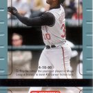 KEN GRIFFEY JR. 2002 OVATION #98 CINCINNATI REDS