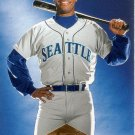 KEN GRIFFEY JR. 1996 PINNACLE #122 SEATTLE MARINERS