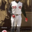 KEN GRIFFEY JR. 2002 UPPER DECK #487 CINCINNATI REDS