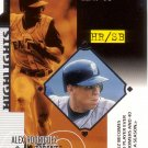 ALEX RODRIGUEZ 1999 UPPER DECK #534 SEATTLE MARINERS