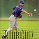 ALEX RODRIGUEZ 2002 GOLD LABEL #1 TEXAS RANGERS