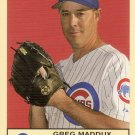 GREG MADDUX 2005 FLEER #14 ATLANTA BRAVES